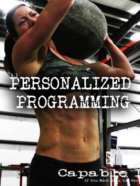 personalizedprogramming