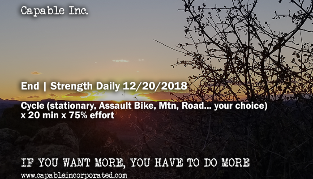 Endurance-Strength-Daily-Workout-12-20-2018