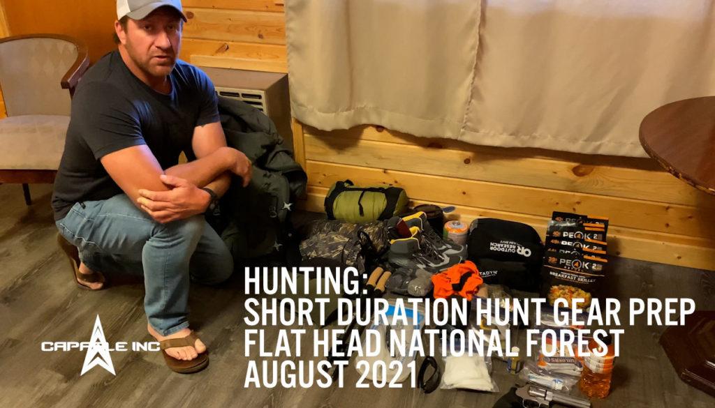 Short Duration Hunt